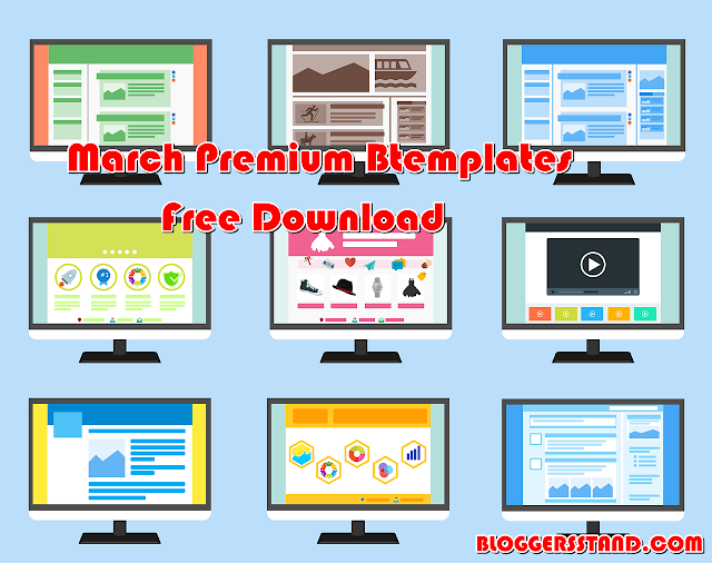 Free Premium Responsive News & Magazine Blogger Template