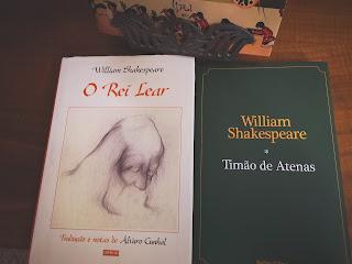 """O Rei Lear """"@ Clube de Leituras"""""""