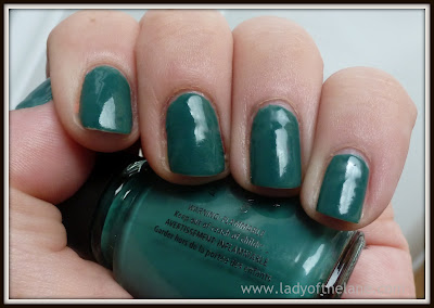 China Glaze Exotic Encounter