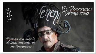 """""""El Popurri Definitivo"""" de Juan Carlos Aragon: Mezcla de todas las cuartetas de todas sus Comparsas"""