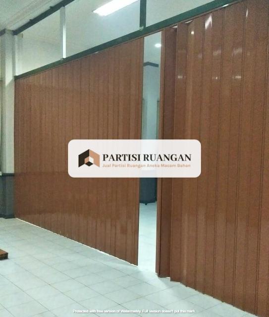 Distributor Partisi PVC Batang