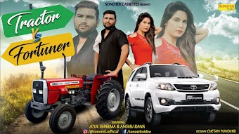 Tractor Vs Fortuner – Suresh Nainia Download Haryanvi Video