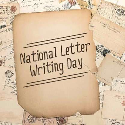 National Letter Writing Day Wishes Lovely Pics