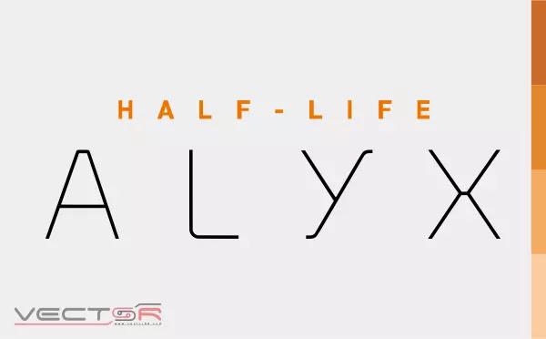 Half-Life: Alyx (2020) Logo - Download Vector File AI (Adobe Illustrator)