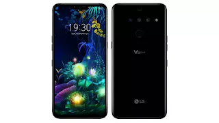 LG launches first 5G Smartphone V50 ThinQ