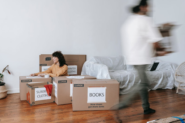 Top 5 Things to Toss Before Moving
