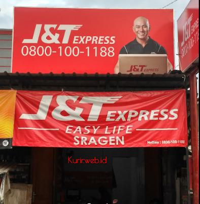 Alamat Agen J&T Express Di Sragen