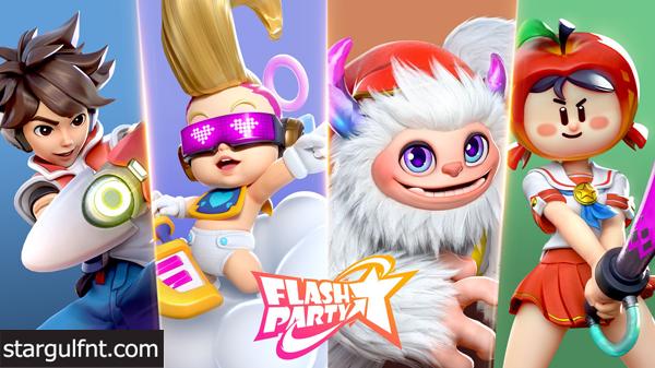 تحميل لعبة Flash Party للأندرويد APK من موقع taptap
