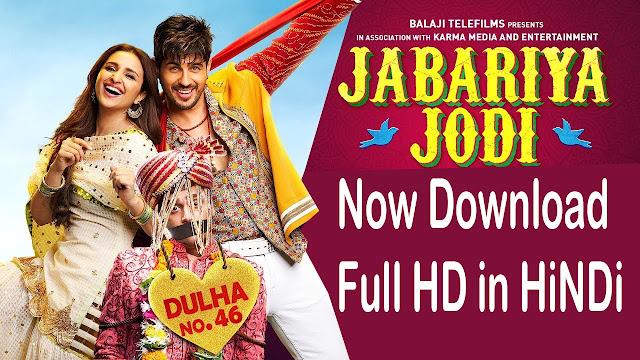Jabariya jodi full movie - Hindi Leaked Online By [Tamilrockers]