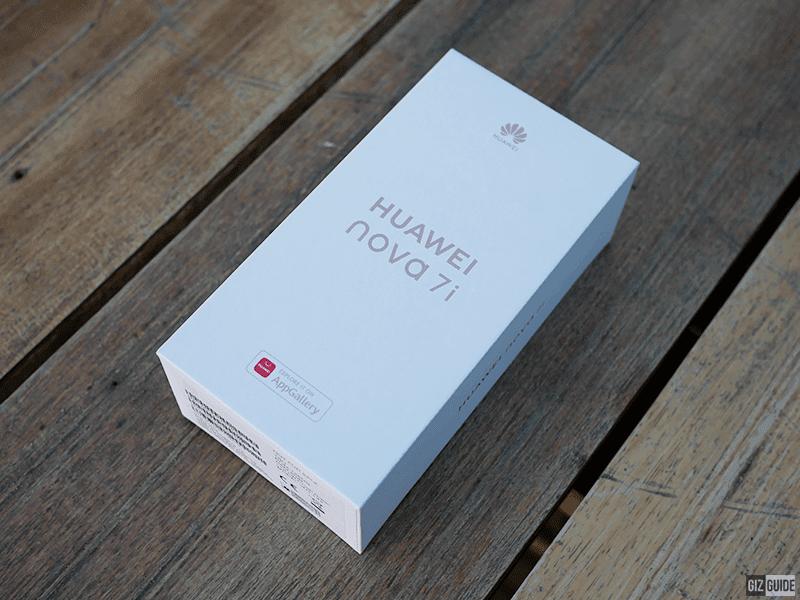 The Huawei white box