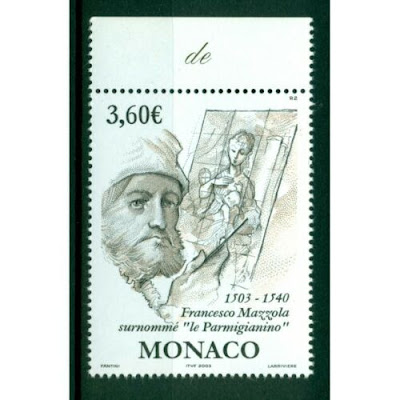Monaco Francesco Mazzola Parmigianino
