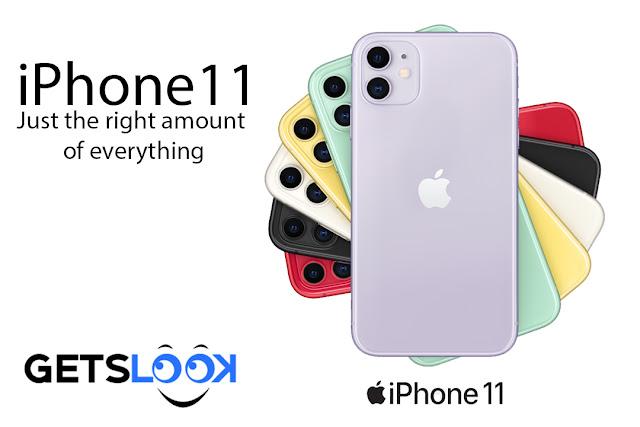 Apple iPhone 11 -  Getslook.com/