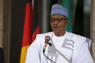 if anybody has a country to go to let them go President Buhari says