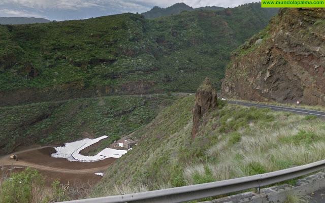 Un fallecido y dos heridos en un accidente de tráfico en Santa Cruz de La Palma