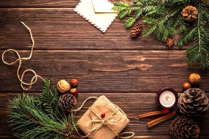 Cómo crear regalos personalizados (envoltorios) para Navidad