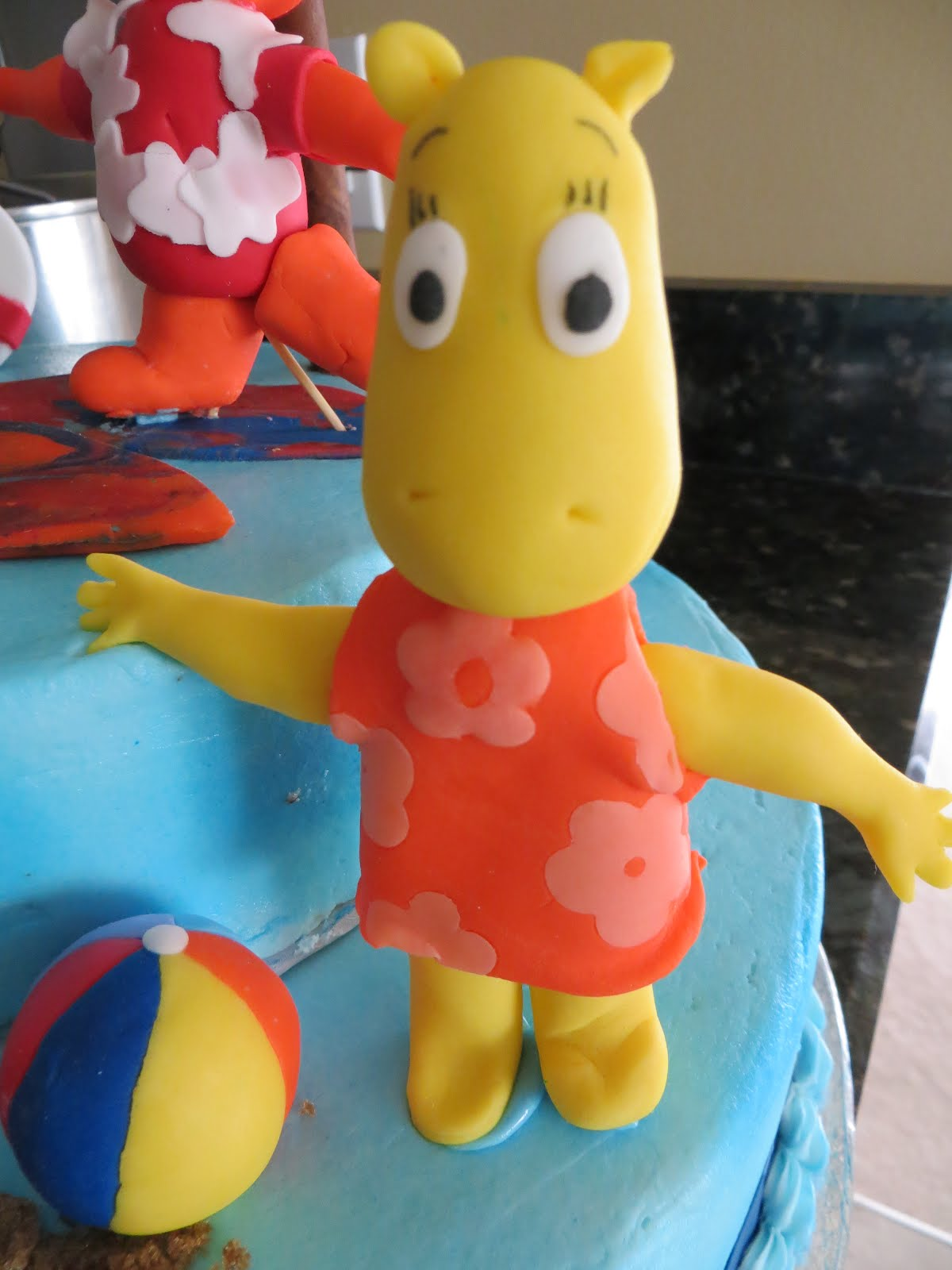 Cakes And More Backyardigans Cake