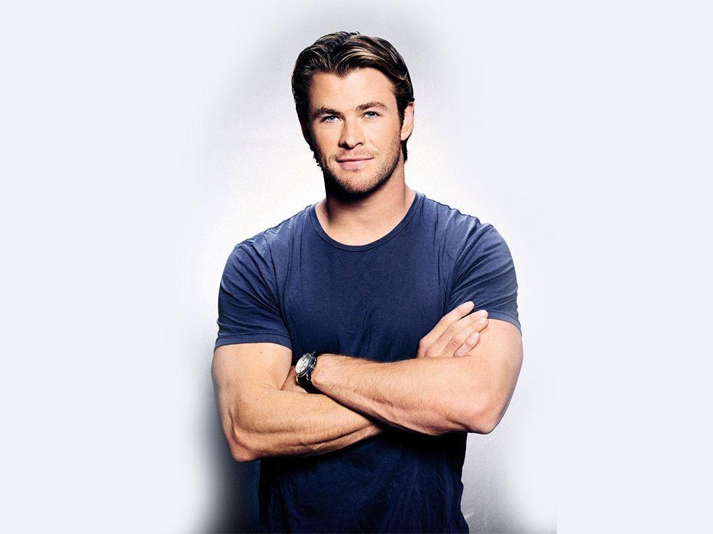 Chris Hemsworth Handsome