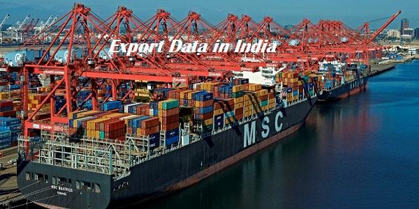 Export Data in India
