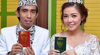 4 Fakta Dibalik Pernikahan Bella Sofie Dengan Suryono