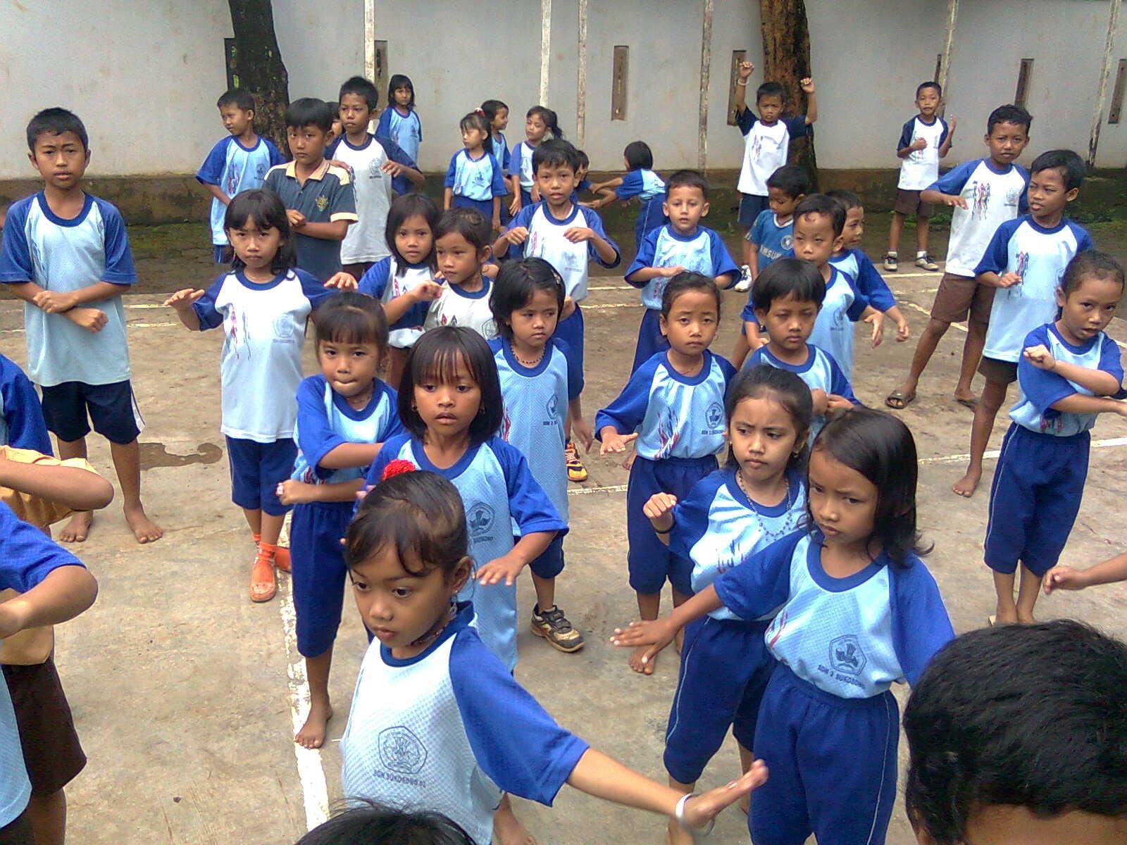 TAMAMI JAYA: Karakteristik anak-anak SD dari kelas 1 - 6
