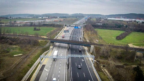 Befejeződött az M7-es Balatonaliga és Zamárdi közötti szakaszának felújítása