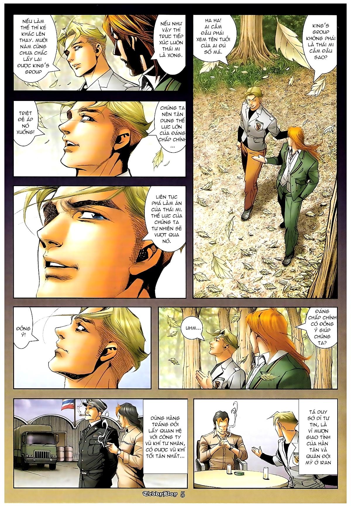 Người Trong Giang Hồ - Chapter 1240: Hàn Tân trở về - Pic 4