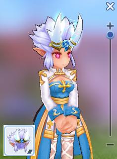 Thunder Lord Gacha Amanojaku Horn