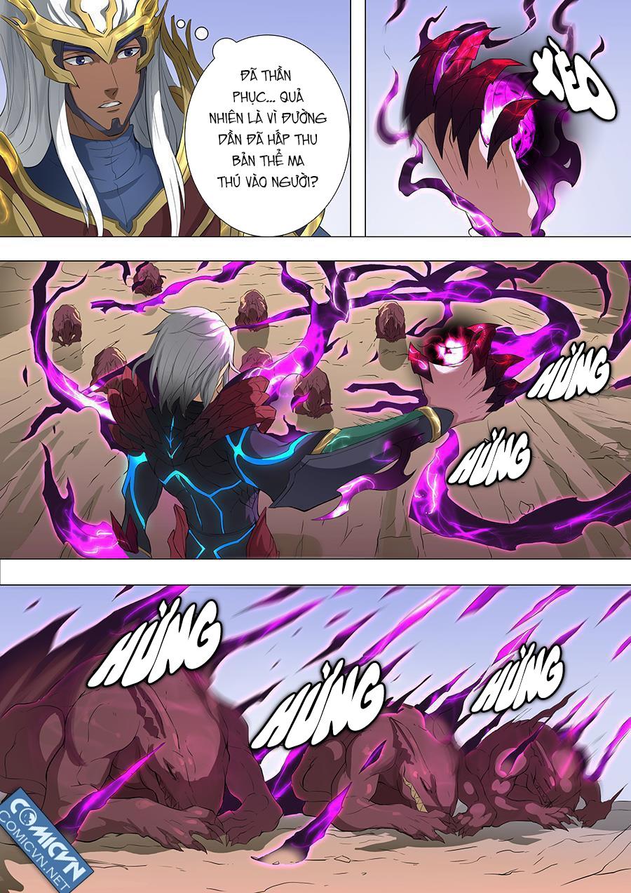 Đường Dần tại Dị Giới trang 3