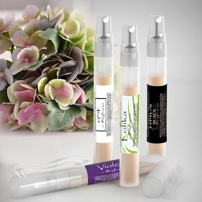 Muestras gratis de perfumes Perfumia en Correos Sampling