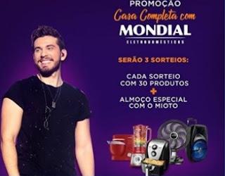 Promoção Casa Completa Mondial 2020 - Concorrer Prêmios