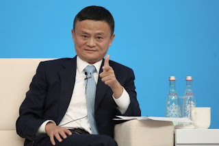 Seorang pengusaha Cina yang awalnya bukan siapa Tips Menjadi Sukses Tanpa Kuliah Seperti Jack Ma, Orang Terkaya di China