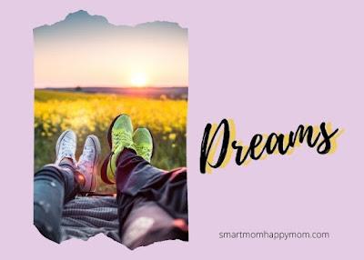 mimpi orang tua atau mimpi anak