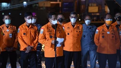 Update Temuan Evakuasi Sriwijaya Air: 74 Kantong Jenazah-40 Potongan Pesawat