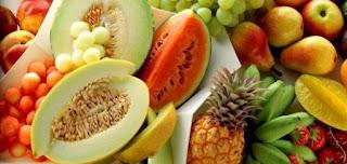 الفواكه التي تعمل على انقاص الوزن