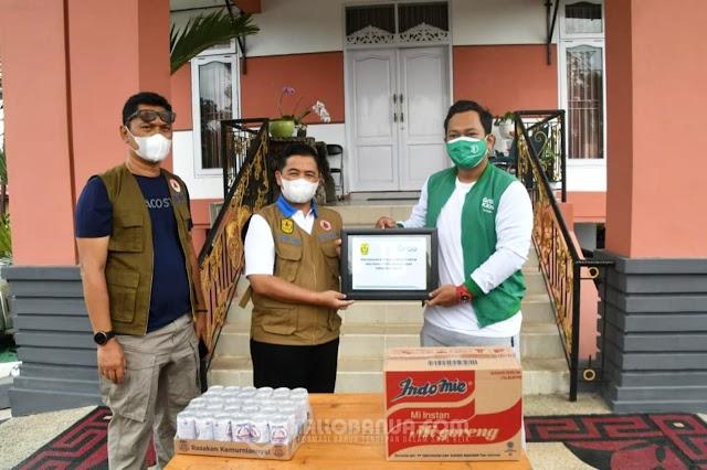 Bantuan Sembako Grab Akan Disalurkan di 84 Dapur Umum