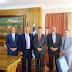 Συνάντηση πανεπιστημιακών του ΕΚΠΑ με τον Υπουργό Αγροτικής Ανάπτυξης και Τροφίμων