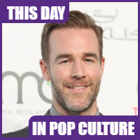 James Van Der Beek was born on March 8, 1977.