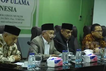 Kompak! MUI Seluruh Indonesia Sepakat Tolak RUU Haluan Ideologi Pancasila