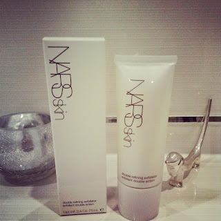 Nars Exfoliator Face Wash Review