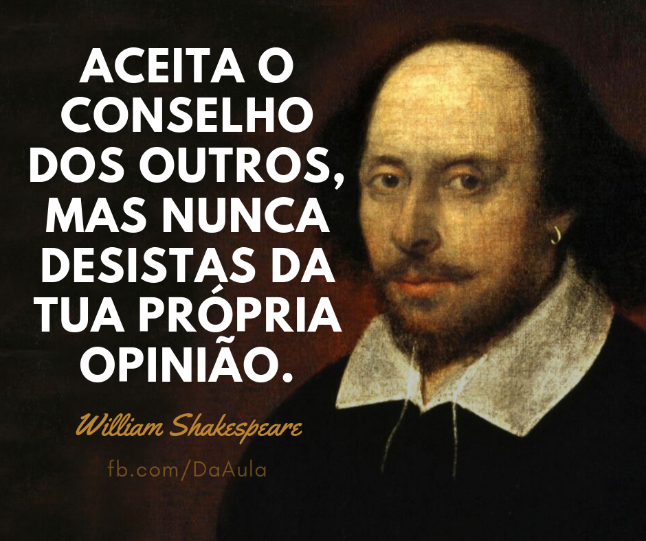 Quem foi William Shakespeare