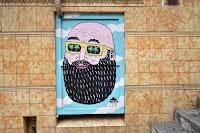 Street Art in Darlinghurst by Mulga