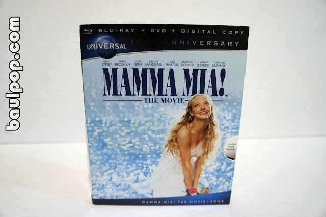 Mamma mia!, Universal 100th Anniversary Slipcover