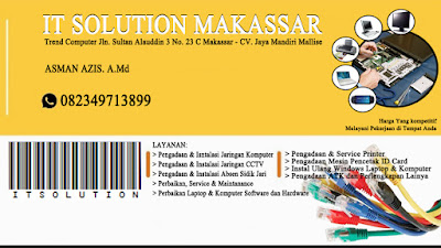 IT SOLUTION MAKASSAR