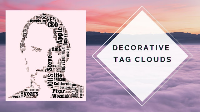 Create Decorative Tag Clouds