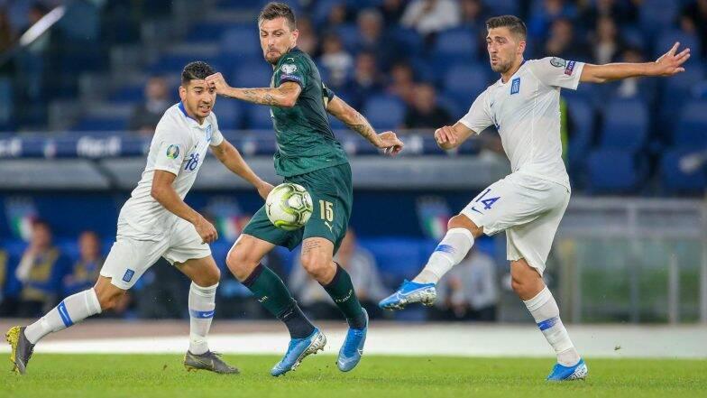 مشاهدة مباراة ايطاليا واليونان بث مباشر اليوم 12-10-2019 في تصفيات الامم الاوروبية 2020