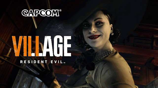 resident evil 8 village boss fight gameplay leaked lady alcina dimitrescu survival horror pc ps5 xsx xbox series x capcom