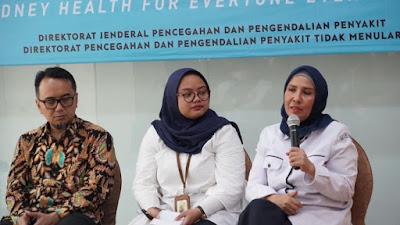 dr. Cut Putri Arianie, M.H.Kes, Direktur P2PTM Kementerian Kesehatan
