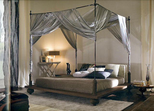 Canopy Beds and Canopy Bedding