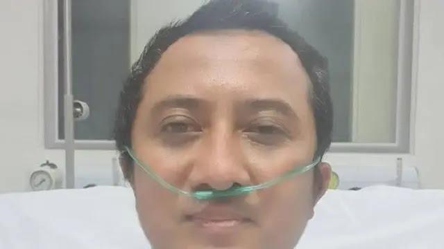 Sudah Diperbolehkan Pulang dari RS, Ustadz Yusuf Mansur Berterima Kasih Atas Doa Kalian Semua