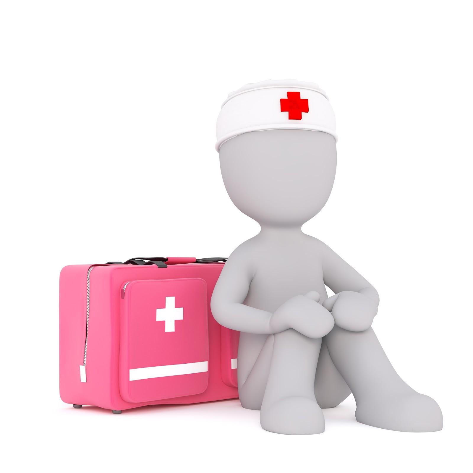 first aid, pertolongan pertama luka bakar